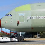 Posledný Airbus A380, msn 272