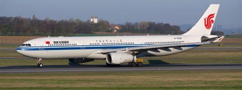 B-5906 Air China Airbus A330-343