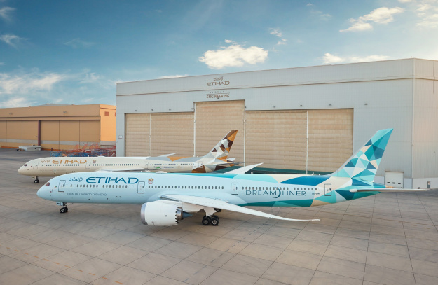 Boeing Dreamliner ecoDemonstrator (c)worldairlinenews.com