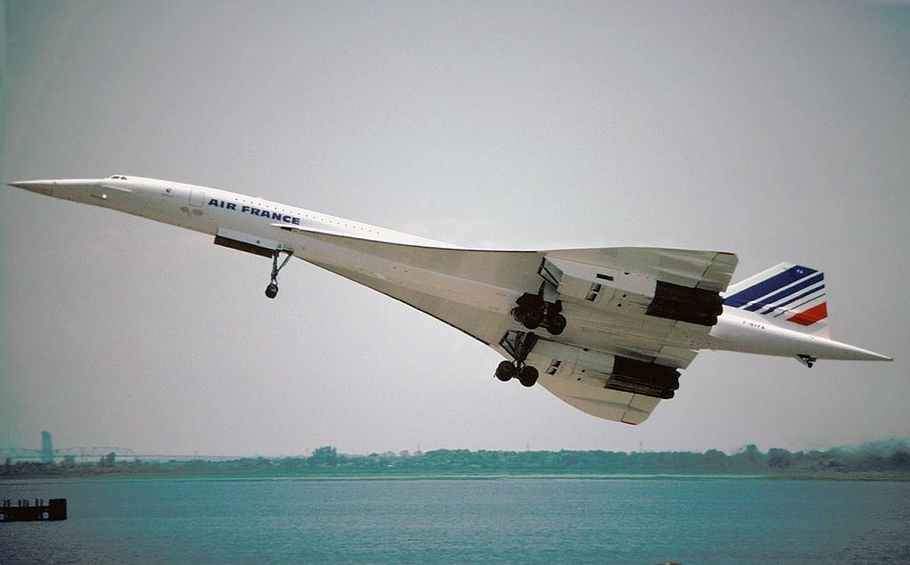 Air France Concorde F-BVFA (c)wikipedia.org