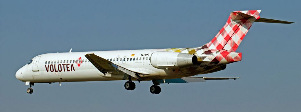 Volotea Boeing 717-200