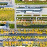 Revitalization of the former Shanghai Longhua Airport