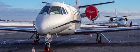 OM-BLS Private Cessna 560 Citation XLS