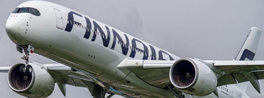 OH-LWO Finnair Airbus A350-900