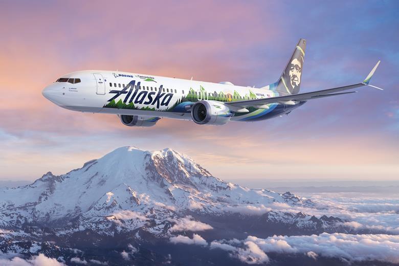 Boeing 737 MAX ecoDemonstrator (c)boeing.com
