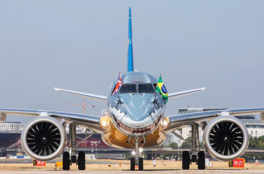 (c) Embraer