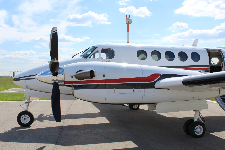 Beechcraft King Air 200GT (c)Patrik Matko