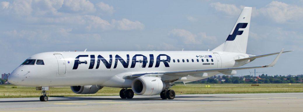 Finnair Embraer ERJ-190LR OH-LKG