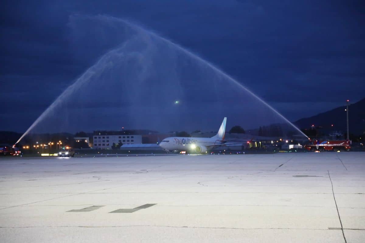 (c)Salzburg Airport Presse