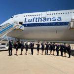 Boeing 747-8 Lufthansa (c)Lufthansa