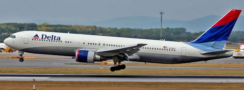 N178DZ Delta Air Lines Boeing 767-332(ER)