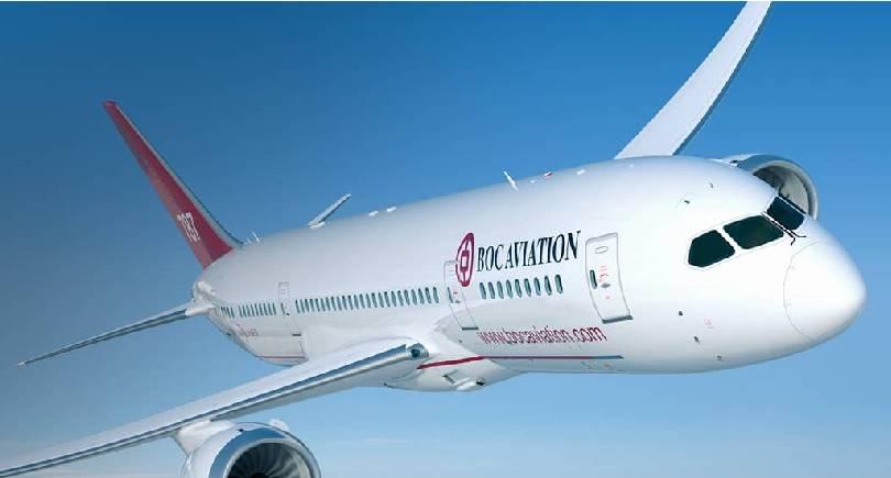 BOC Aviation Dreamliner (c)Boc aviation