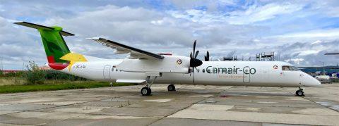 OE-LGL Bombardier DHC-8-402Q Dash 8 Camair Co