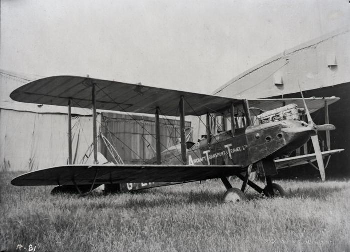 DeHavilland DH-16 (c)klm.com