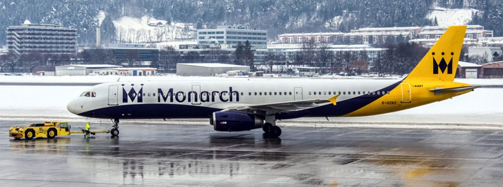 G-OZBZ Monarch Airlines Airbus A321-231
